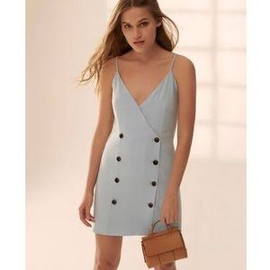 The East Order Kaia Mini Dress- size S